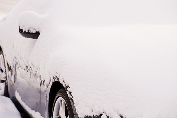 Winter & Your Vehicle
